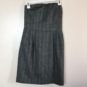 Express Design Studio | Pocket Strapless Dress